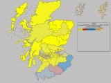 Latest forecast for Scottish Parliament