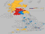 UK General Election Forecast Losses