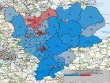 UK 2015 General Election - East Midlands