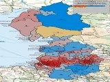 UK 2015 General Election - North West England