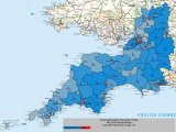 UK General Election Results for South West England