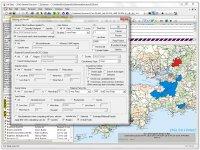 Screenshot - configuring gains