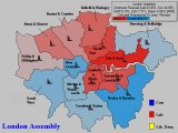 Latest forecast for London Assembly