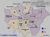 Forecast for London (UKIP Vs Liberal Democrat Percentages)