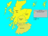 Forecast for Scotland (Regions)