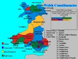 Forecast for Wales (Constituencies, 2nd Place)