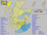 UK General Election Forecast for Scotland
