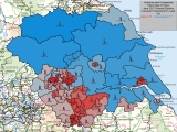 UK General Election Results for Yorkshire and Humberside