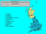 Forecast for GB (Most Significant 'Swing To')