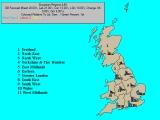 Forecast for GB (Liberal Democrat Vs Green Percentages)