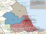 UK General Election Forecast for North East England