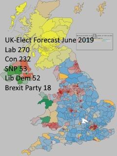 May 2019 UK General Election Forecast