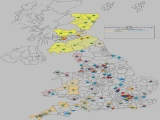 UK General Election Forecast Gains