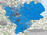 UK General Election Forecast for East Midlands