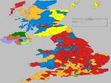 UK General Election Forecast 2nd Place