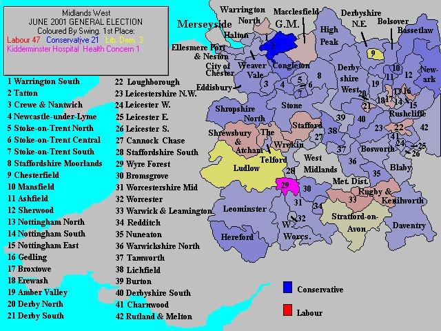 Midlands West