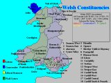 Forecast for Wales (Constituencies, Swing To)
