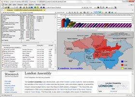 London Assembly - Screen shot