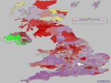 If the GE was a by-election - forecast using 2010/2014 by-election percentages