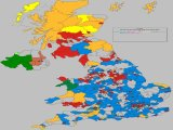 Showing MPs standing again and gains/losses in 2010